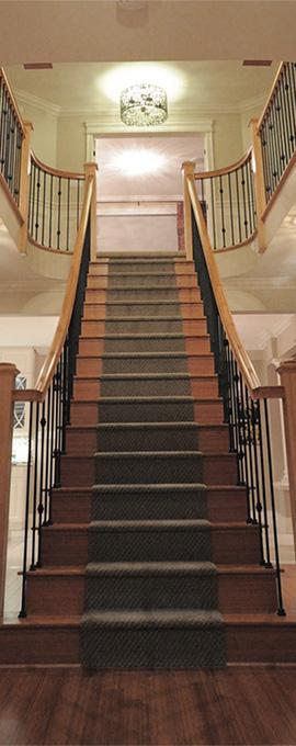 Ottawa Quality Custom Stairs Flooring Hardwood Builders