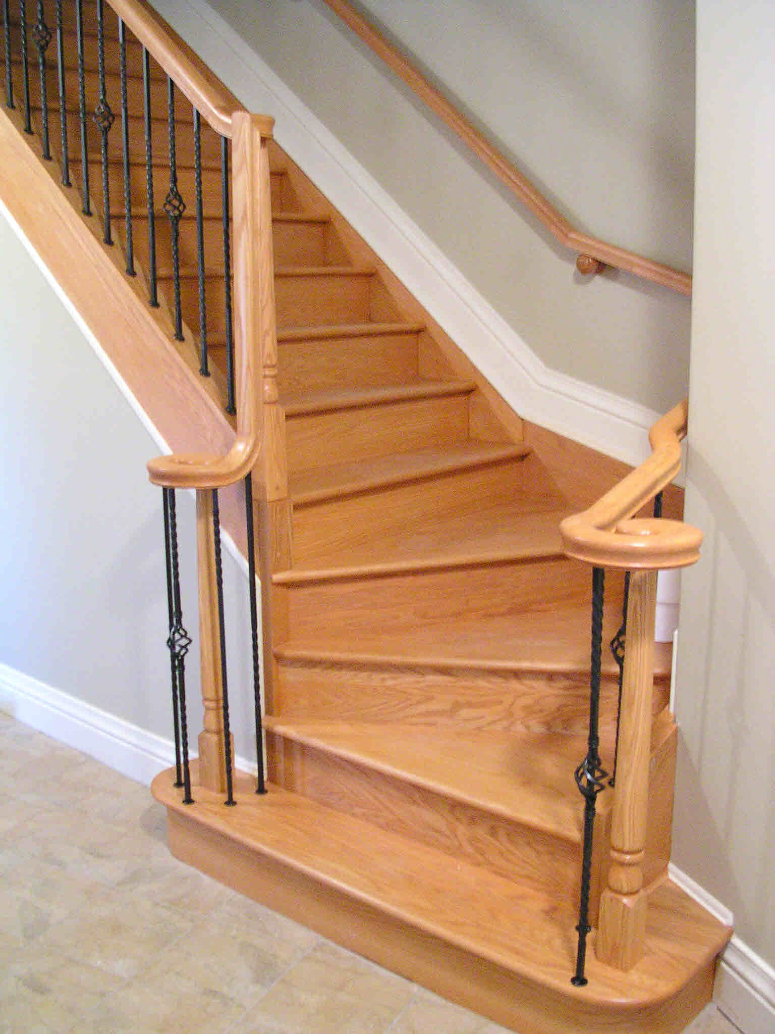 Best Stairs On Pinterest Newel Posts Painted Stairs And Stairs 400 x 300